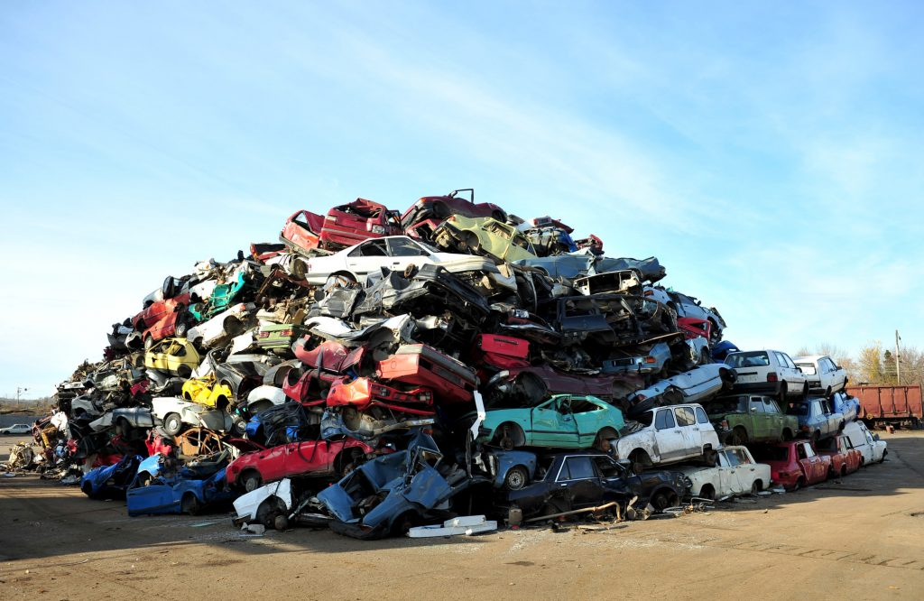 Recycling Your Vehicle